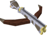 Chaotic crossbow