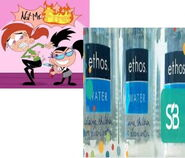 Pepsi Ethos Water the fairly oddparents dora the explorer commercial