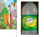 Pepsi Duke's Lemonade the land before time commercial