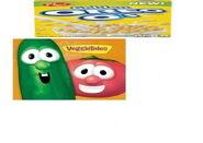 Golden Oreo O's veggietales commercial