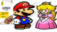 Supreme Protein Super Mario commercial