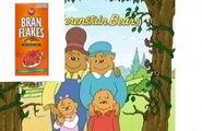 Bran flakes berenstain bears commercial