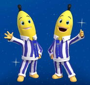 Bananas in pajamas ever