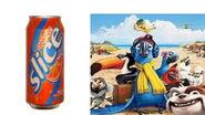 Pepsi slice rio commercial