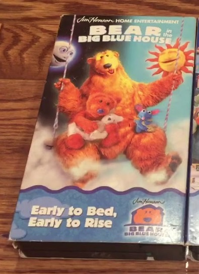 Bear in the Big Blue House: Early to Bed, Early to Rise (2001)