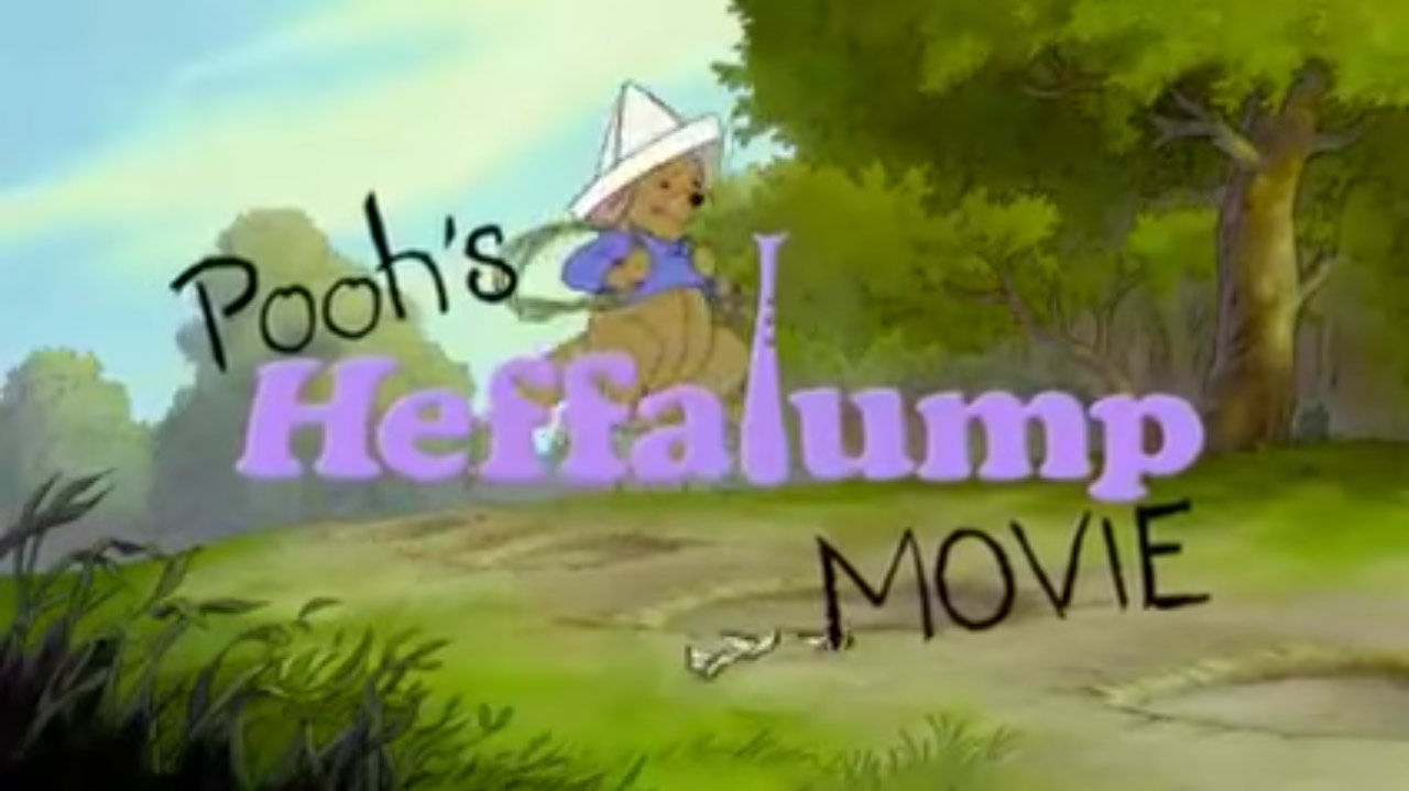 Pooh's Heffalump Movie (2005) (Trailers)