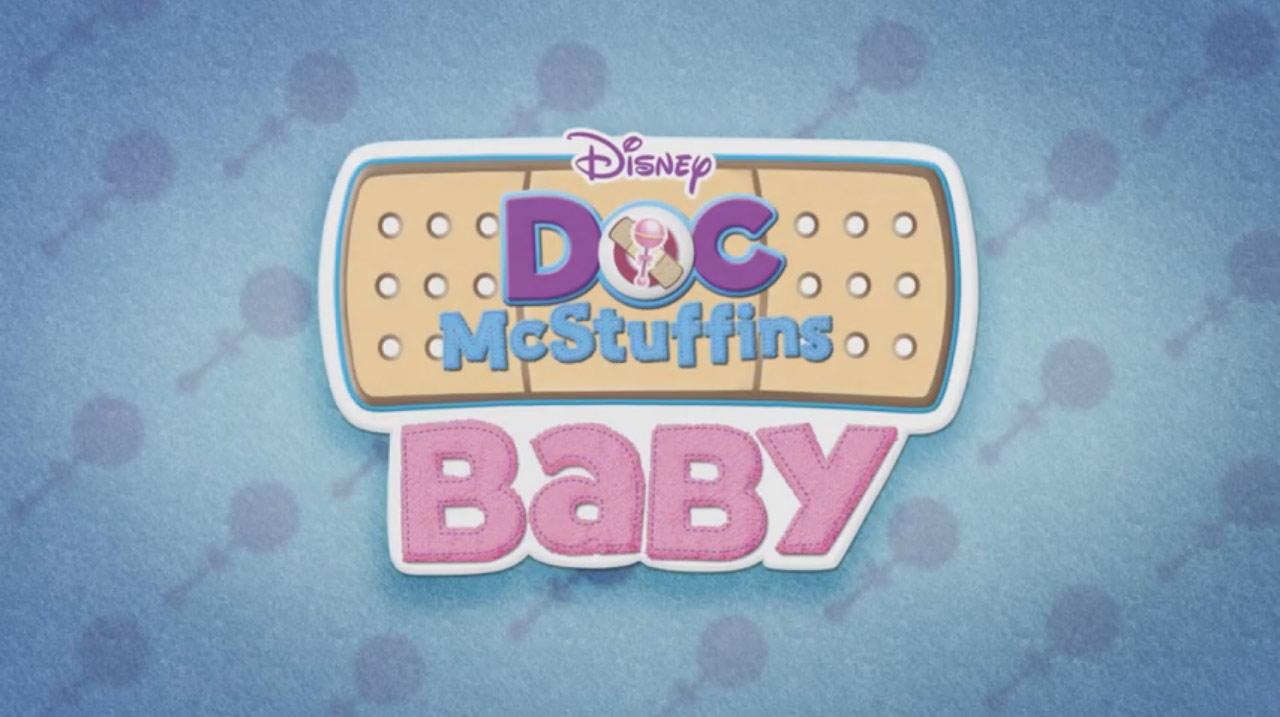 Doc McStuffins Baby Shorts