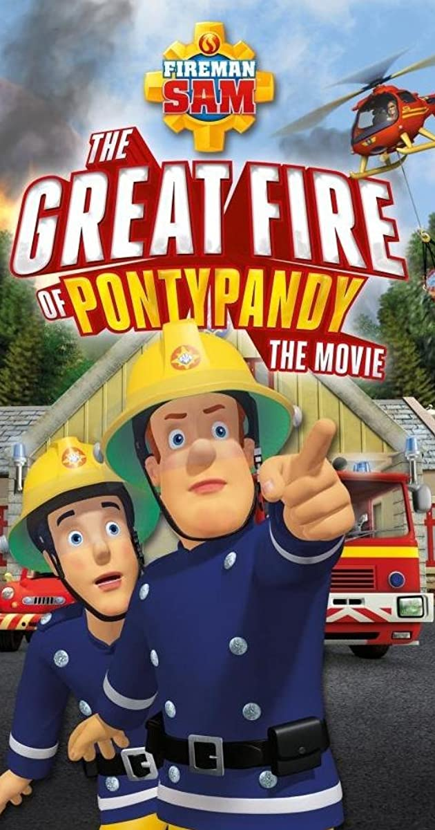 Fireman Sam: The Great Fire of Pontypandy (2009)