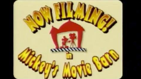 Meet Mickey Toontown Attraction Video (1992)