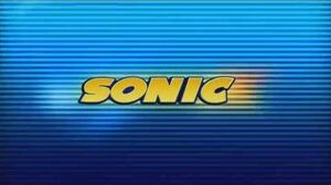 Sonic X Intro HD