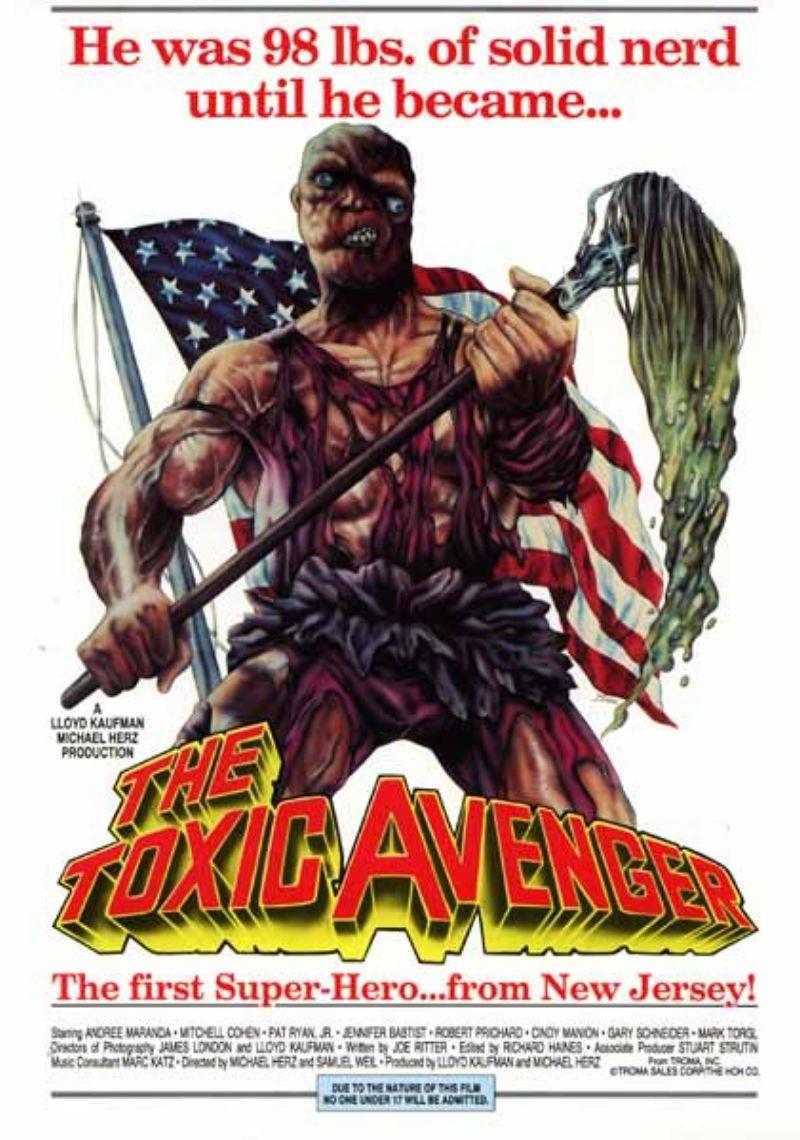 The Toxic Avenger (1986)