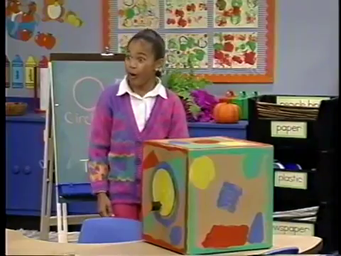 Barney's Colors & Shapes (1997 video)
