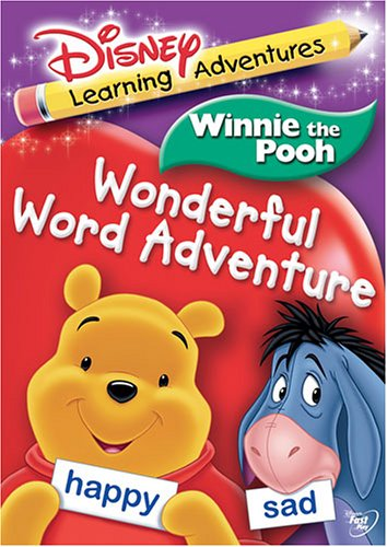 Disney's Learning Adventure - Winnie the Pooh: Wonderful Word Adventure (2006) (Videos)