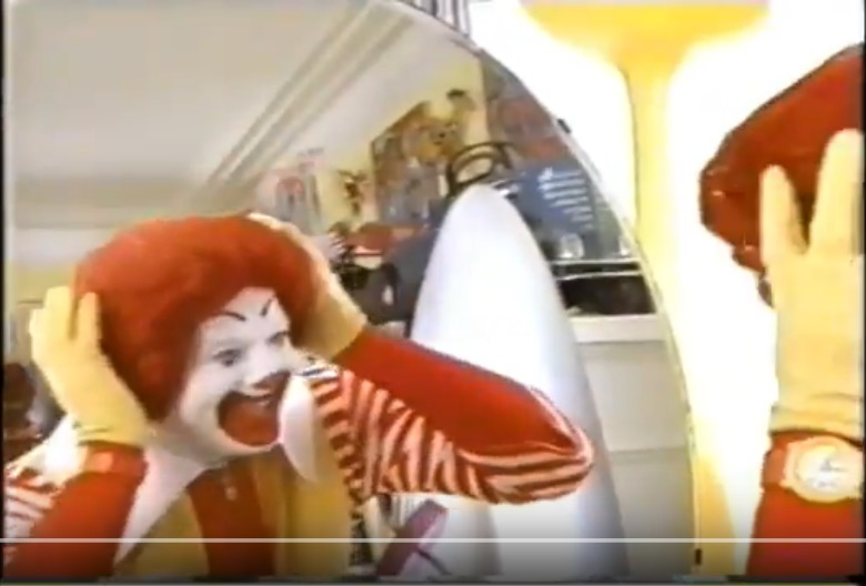 McDonalds Commercial: Bad Hair Day (1998)