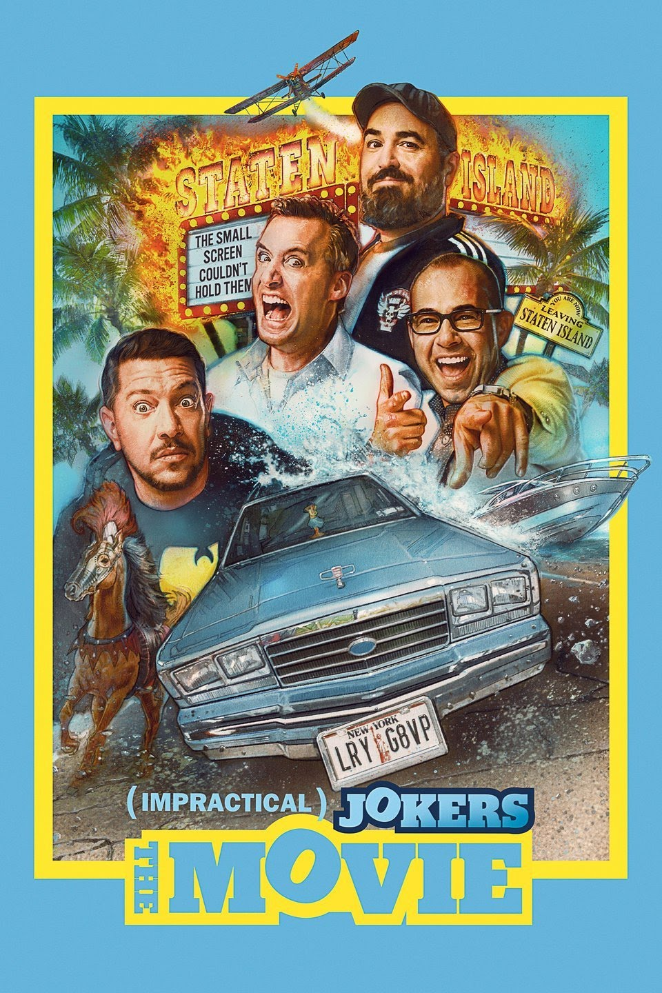 Impractical Jokers: The Movie (2020)