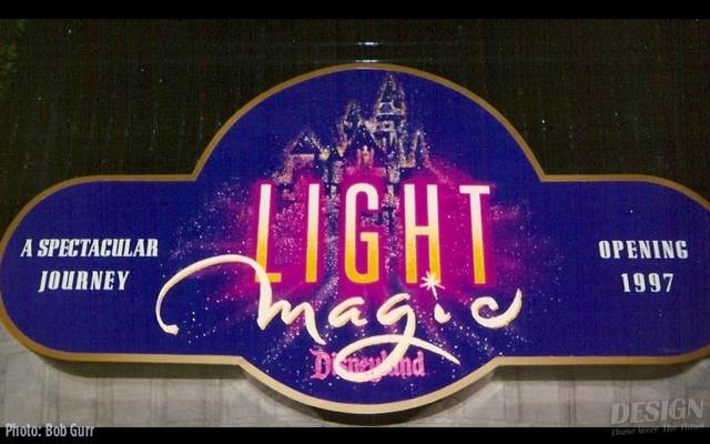 Light Magic Parade (Theme Park)