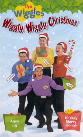 The Wiggles: Wiggly, Wiggly Christmas (1997) (Videos)