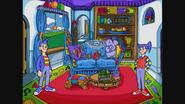 06 Big Thinkers! Kindergarten Sound Ideas, ELEPHANT - ELEPHANT TRUMPETING, THREE TIMES, ANIMAL (1st trumpet, cut short)