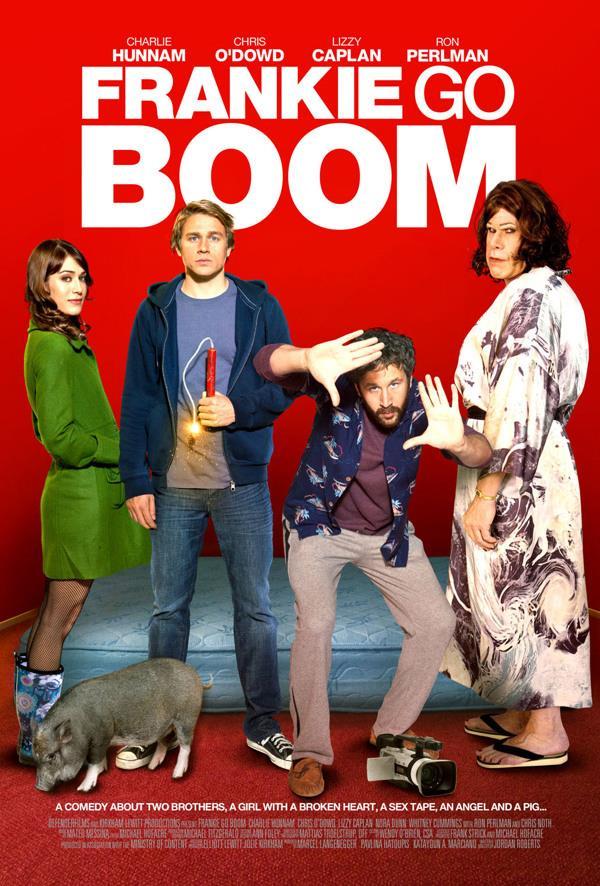 3,2,1... Frankie Go Boom (2012)