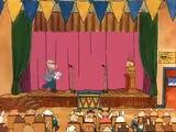 Sound Ideas, APPLAUSE, CHEERING - INDOOR: MEDIUM CROWD IN SCHOOL AUDITORIUM, AUDIENCE 04