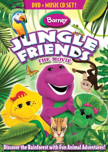 Barney's Jungle Friends (2009)