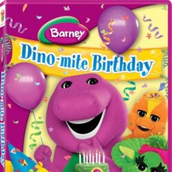Barney: Dino-Mite Birthday (2007)