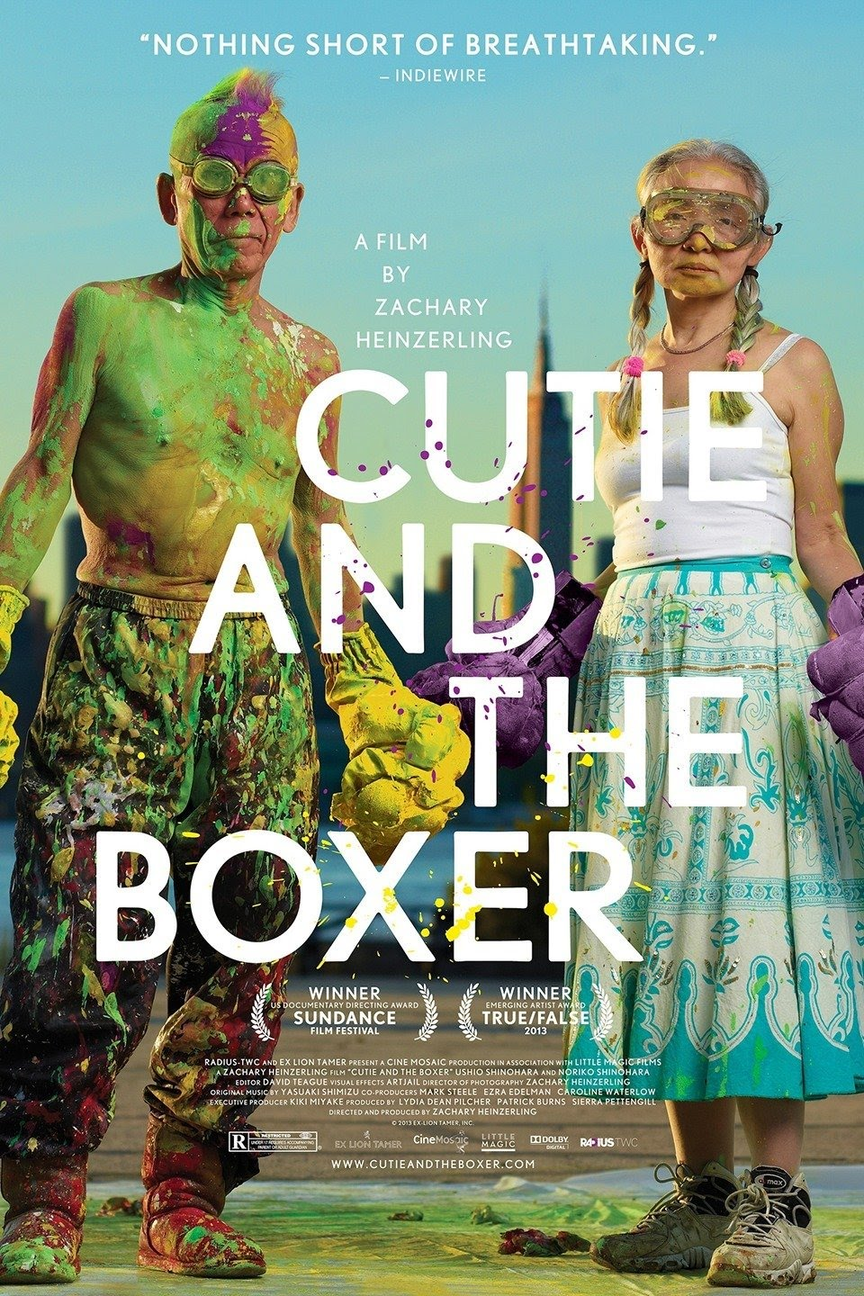 Cutie and the Boxer (2013)