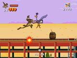 Desert Demolition (Sega Genesis)