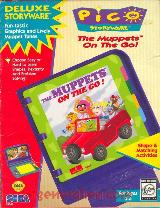 Muppets on the Go! (Video Game)
