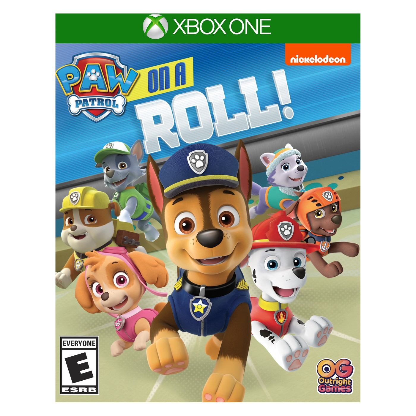 PAW Patrol: On a Roll! (2018) (Video Game)