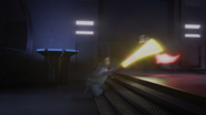 The Lego Star Wars Holiday Special (2020) SKYWALKER TV SMASHING SOUND