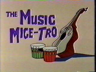 The Music Mice-Tro (1967) (Shorts)