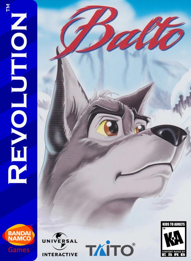 Balto (Video Game)