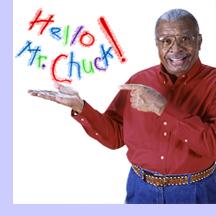 Hello, Mr. Chuck