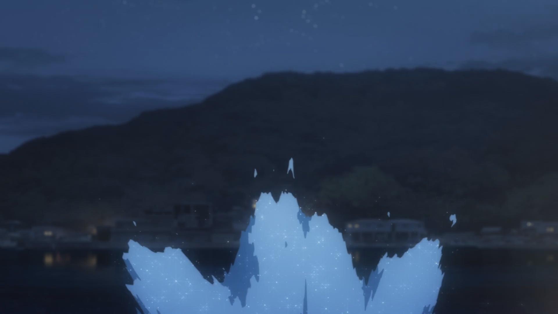 Anime Water Splash Sound 2
