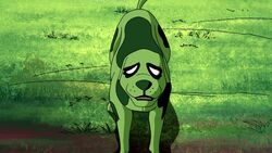 Teen Titans - Every Dog Has His Day Hollywoodedge, Dog Maltese Whine Hig AT022204 (2).jpg