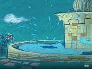 DePatie-Freleng Cartoons (Shorts) Sound Ideas, CARTOON, WATER - TOSS OBJECT INTO WATER, SPLASH