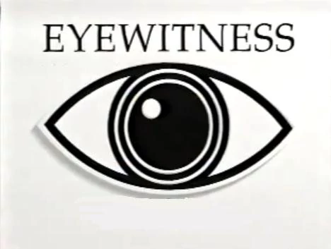 Eyewitness (UK TV series)