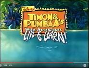 Timon and Pumbaa's Wild Adventures screenshot