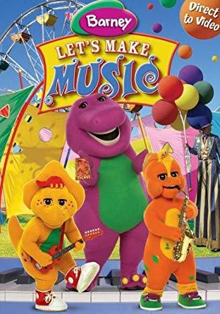 Barney: Let's Make Music (2006)