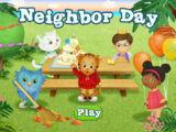Daniel Tiger's Neighborhood: Neighbor Day (Online Games)