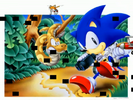 Sonic the Hedgehog The Screen Saver Sound Ideas, CARTOON, ZIP - FALLING ZIPS