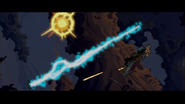 Atlantis The Lost Empire (2001) SKYWALKER EXPLOSION 13