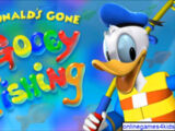 Mickey Mouse Clubhouse: Donald's Gone Gooey Fishing