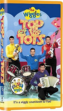 The Wiggles: Top of the Tots (2004) (Videos)