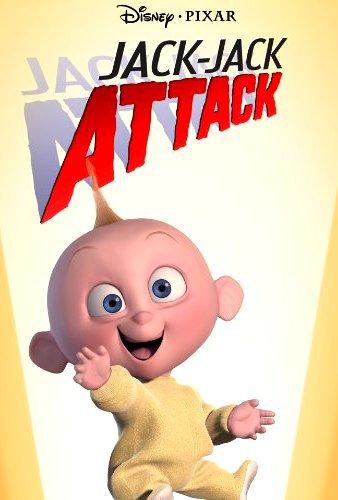 Jack-Jack Attack (2005) (Shorts)
