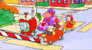 Railroad Crossing in Where's The Hero (Busytown Mysteries)5