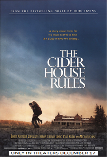 The Cider House Rules (1999) Theatrical Poster.png