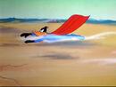 Stupor Duck Sound Ideas, CARTOON, AIRPLANE - JET IN FLIGHT, EXTERIOR-7