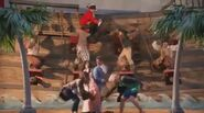 Teen Beach 2 (2015) Hollywoodedge, Single Sword Hit 4 Sam PE102801